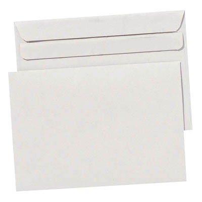 1.000 BONG Recycling Briefumschläge / ohne Fenster / Kompaktbrief / selbstklebend / grau -