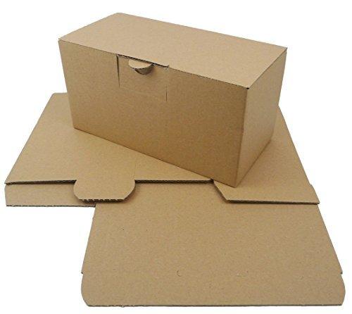 30 Stück Warensendung Karton Versandkartons Verpackung Außenmaße 230 x 118 x 115 -